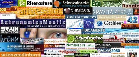 blogosfera scientifica