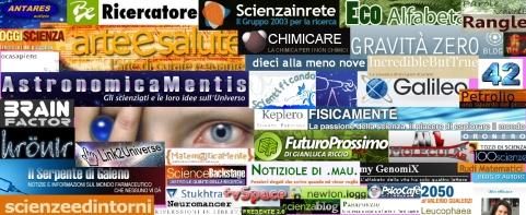 blog scientifici
